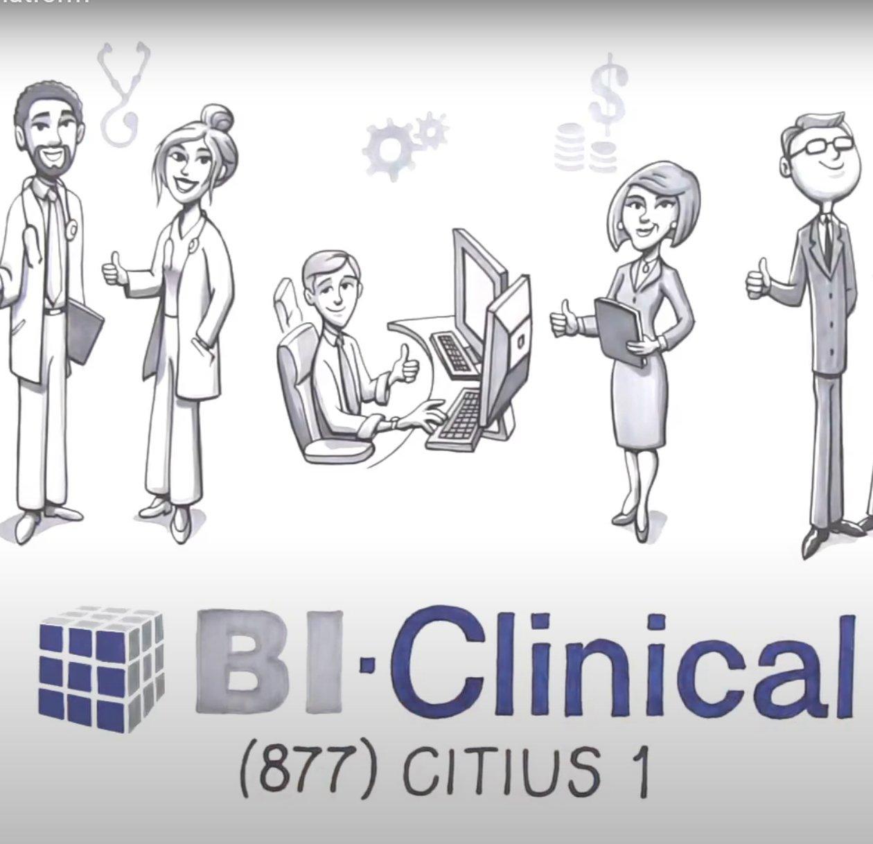 CitiusTech Platform: BI-Clinical