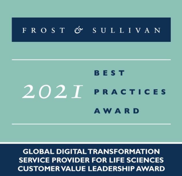 CitiusTech wins Frost & Sullivan's 2021 Best Practices Award