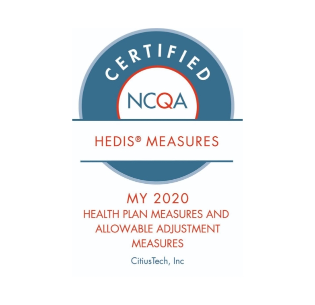 CitiusTech's Quality Management Platform BI-Clinical Receives NCQA Certification for All HEDIS® MY 2020 Measures-2