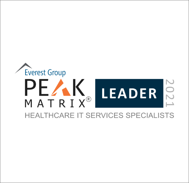 CitiusTech Named a Leader in Everest Group's Healthcare IT Services Specialists PEAK Matrix® Assessment 2021