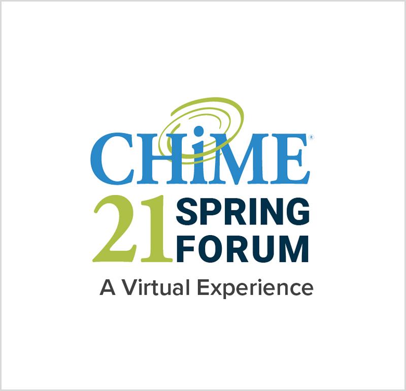 CHIME forrum logo