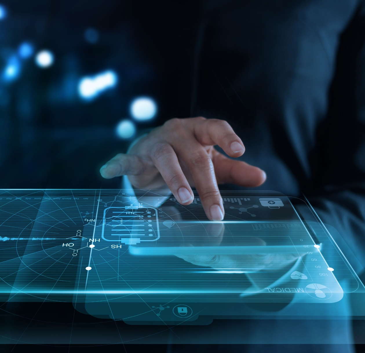 Digital Transformation for HealthCare Payers