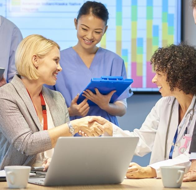 Application Implementation & Maintenance For Large Provider – Sponsored Health Plan