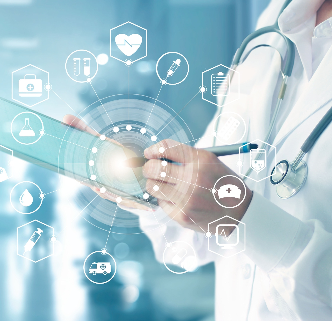 Healthcare Data Model for Clinical Quality Reporting