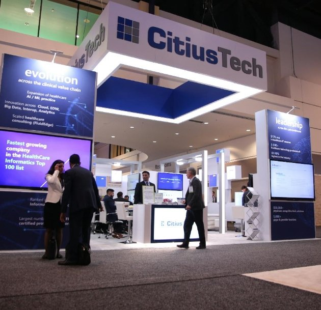 CitiusTech to Showcase SCORE+ for Clinical Integrated Networks at HIMSS 2018