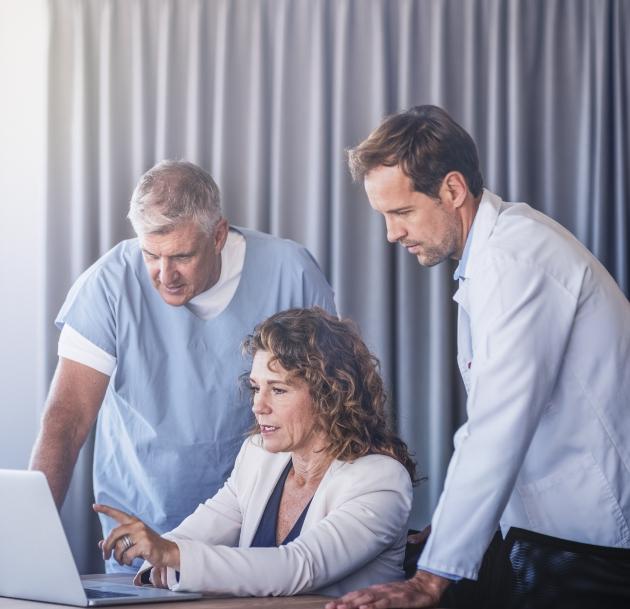 Data Management Platform for Utilization Management Organization