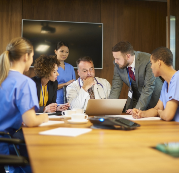 CHIME CIO Focus Group | Healthcare Digital Innovation: Shifting the IT Operating Model